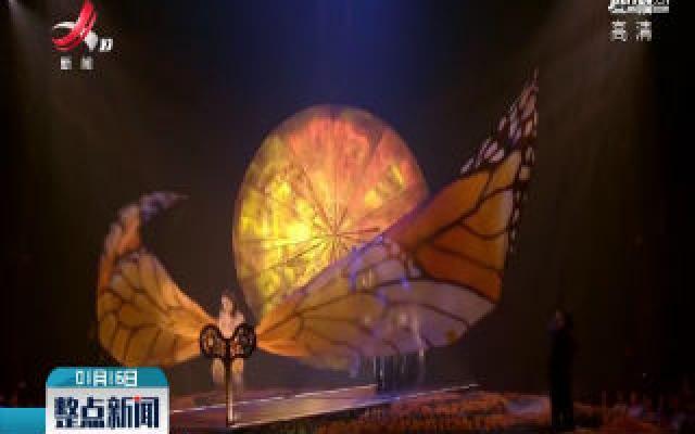 太阳马戏团携《卢西亚》登陆伦敦剧院