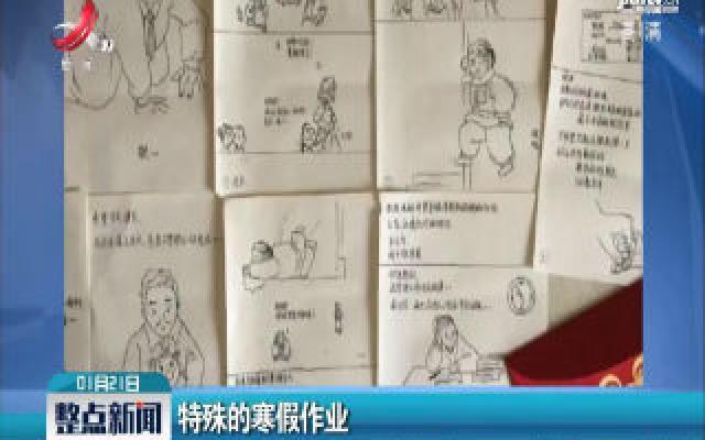 南京:特殊的寒假作业