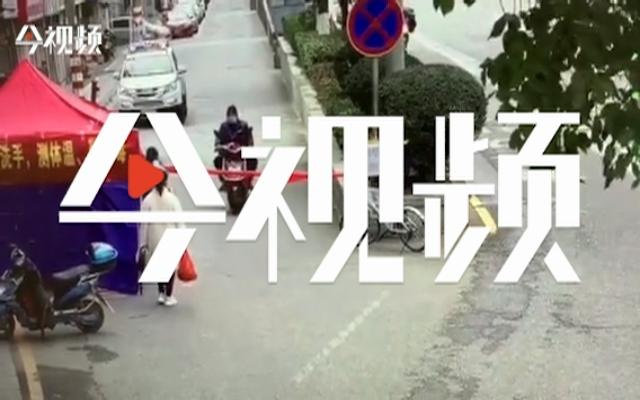 横冲直撞抗拒检疫 南昌一男子嚣张冲卡25秒即被捕