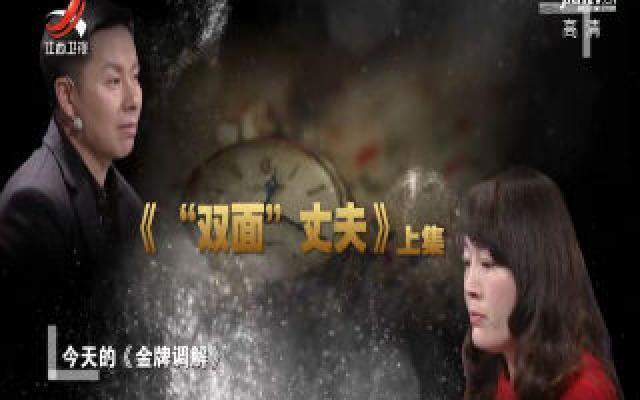 """金牌调解20200210 """"双面""""丈夫(上)"""
