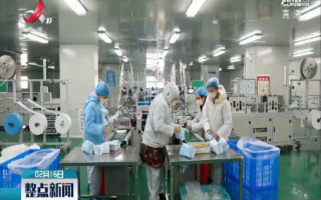 江西:科学防疫  安全复工