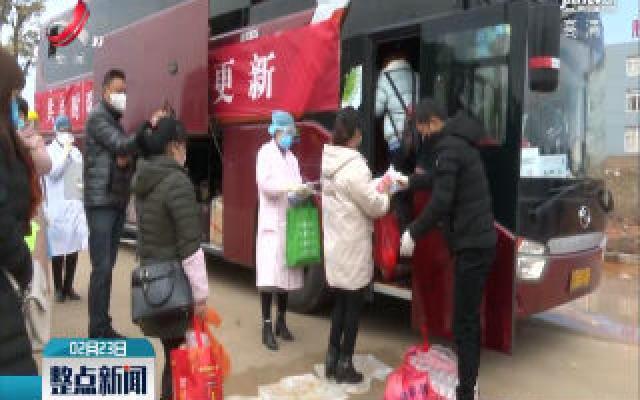 【科学防疫情 硬核谋发展】江西恢复省际客运班线 客运站有序开放