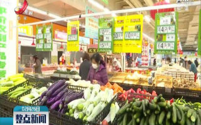 南昌:蔬菜产销对接保市场供应