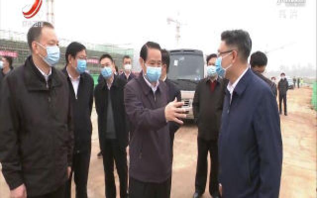 易炼红在萍乡市检查调研 不断巩固成果扩大战果 在大战大考中向党和人民交出满意答卷