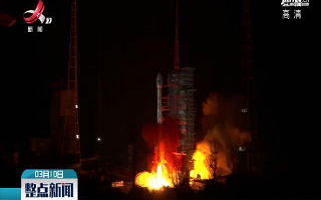 我国成功发射第54颗北斗导航卫星