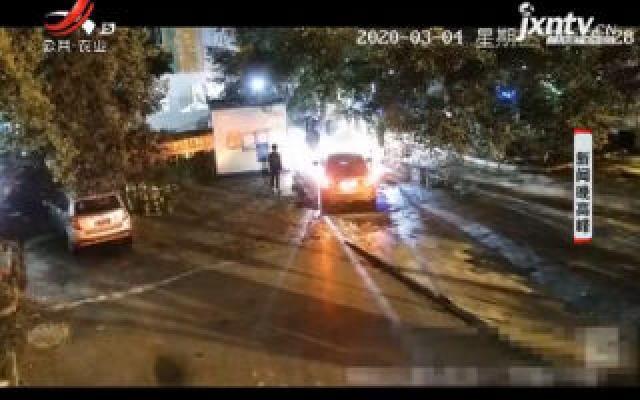 桂林:醉酒闯卡还打人 男子涉嫌妨害公务被传唤