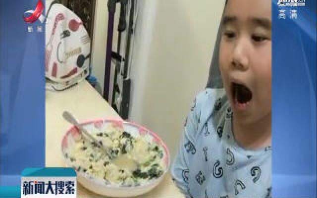 """【搜现场】医疗队员给孩子带回黄冈""""特产"""" 孩子的反应亮了"""