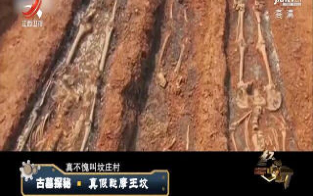 经典传奇20200324 古墓探秘—真假鞑摩王坟