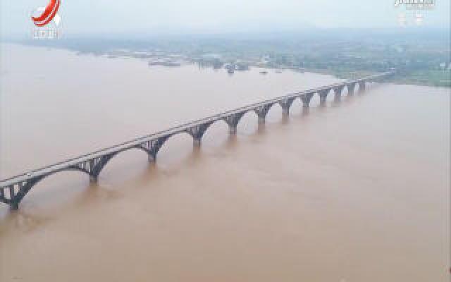明起江西进入汛期 今年鄱阳湖可能发生超警戒水位洪水