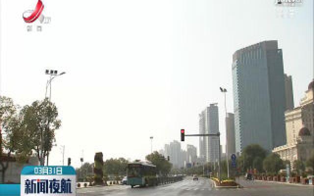 """南昌城市交通全面""""复苏"""""""