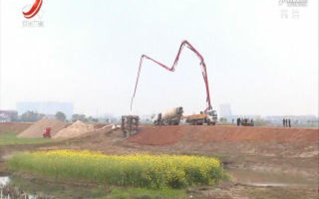 樟树市投入2亿元开展农田水利建设
