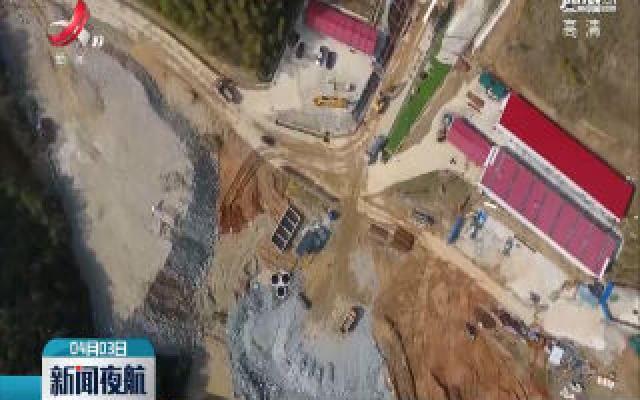 昌景黄高铁江西段全面复工
