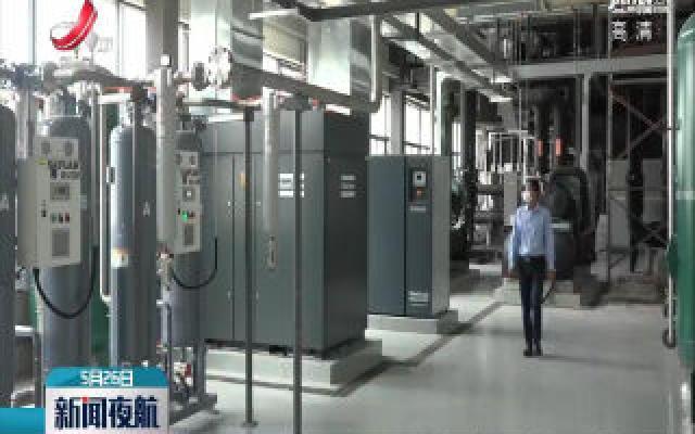 江西省首条6英寸半导体芯片生产线投产
