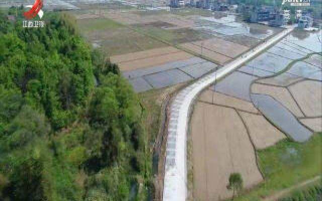 抚州市东乡区升级改造51条农村公路