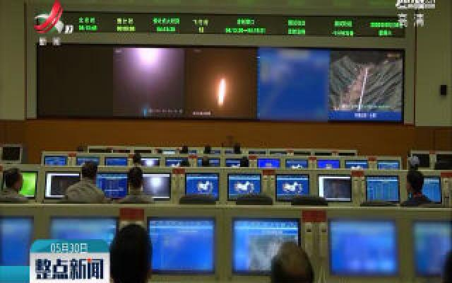一箭双星! 新技术试验卫星G星、H星发射成功