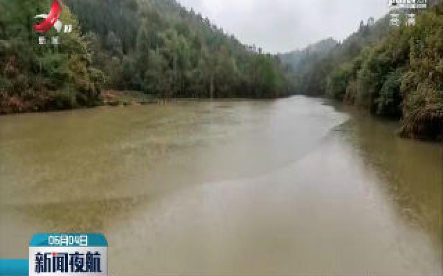 江西发布2020年首次洪水预警