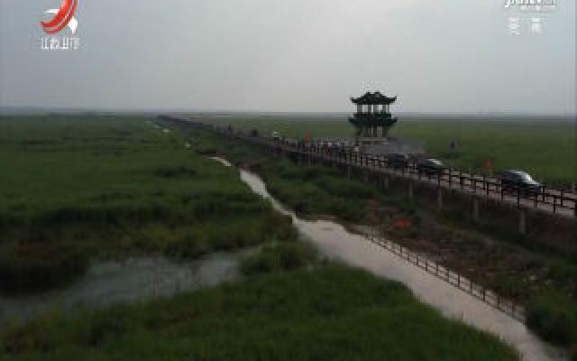 永修县建成全球最长竹制栈道