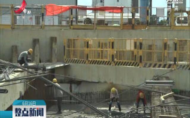 南昌4号线地铁建设稳步推进