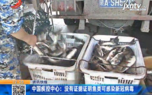 中国疾控中心:没有证据证明鱼类可感染新冠病毒