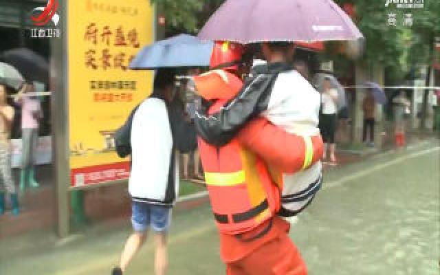 暴雨来袭 各地全力保障高考安全