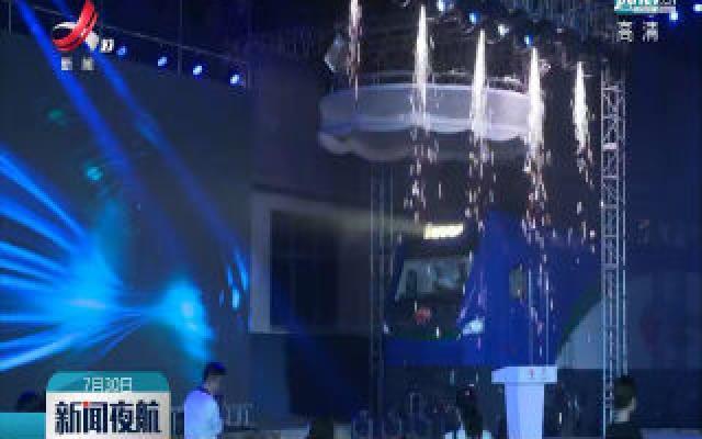 中国超大功率电力机车下线