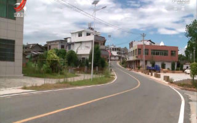 抚州临川区改造提升农村公路危桥建设