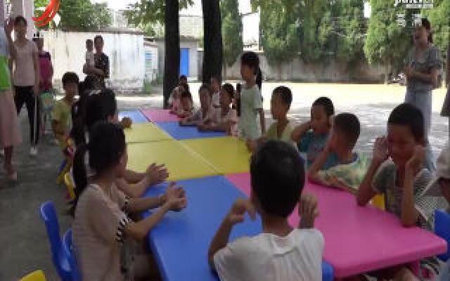 我省三县区开展儿童关爱服务体系建设全国试点