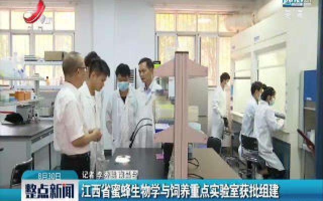 江西省蜜蜂生物学与饲养重点实验室获批组建
