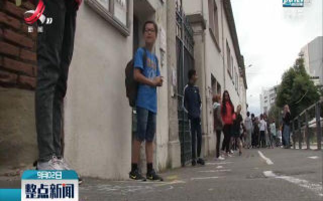 世卫组织称新冠病毒在青少年中的传播率比幼童更高