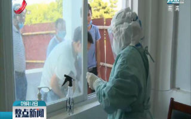 进贤县首个新冠病毒核酸检测实验室投入使用