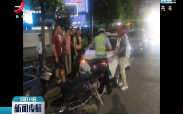 萍乡首例:醉驾电动车被刑拘