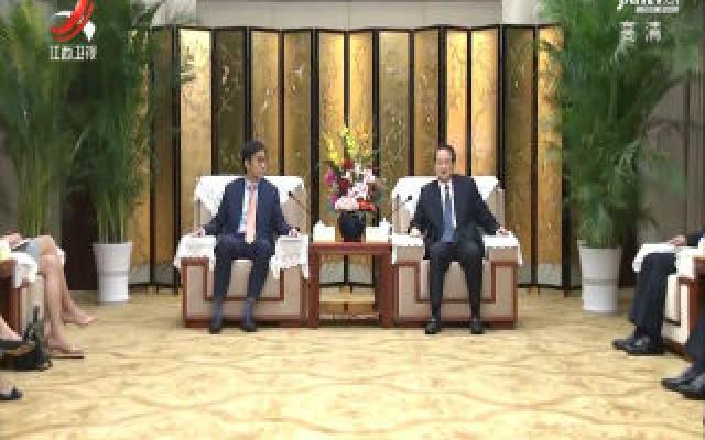 易炼红会见新加坡驻厦门总领事