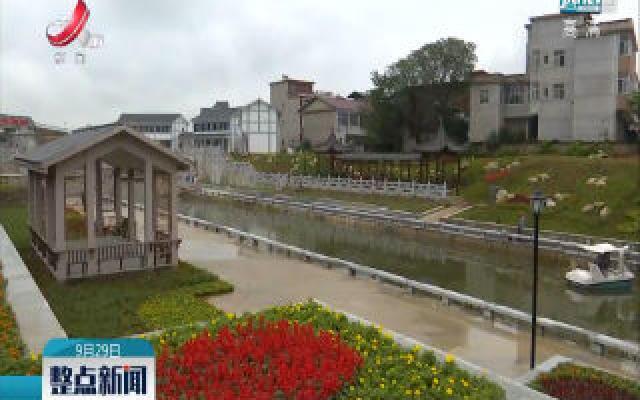 上饶:三江导托渠项目竣工