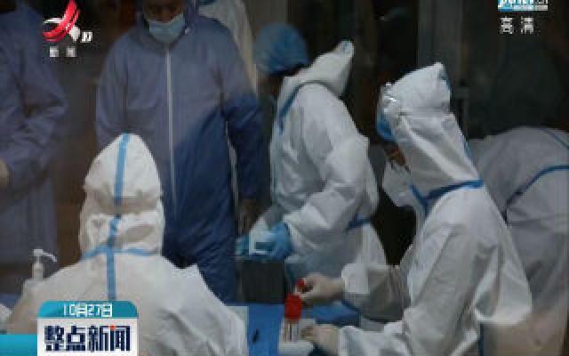 新疆喀什核酸检测工作有序进行