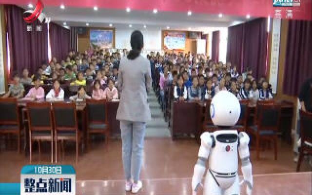 """宜春:科普下乡进校园 体验科技""""零距离"""""""