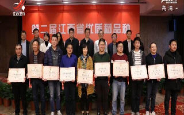 第二届江西优质稻品种食味品鉴大会在宜春举行