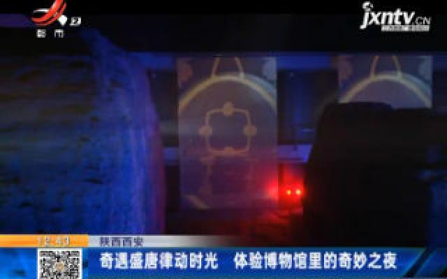 陕西西安:奇遇盛唐律动时光 体验博物馆里的奇妙之夜
